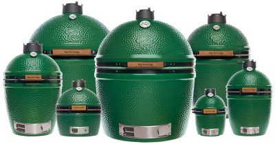 Big Green Egg comes in 7 sizes | Richshome.com
