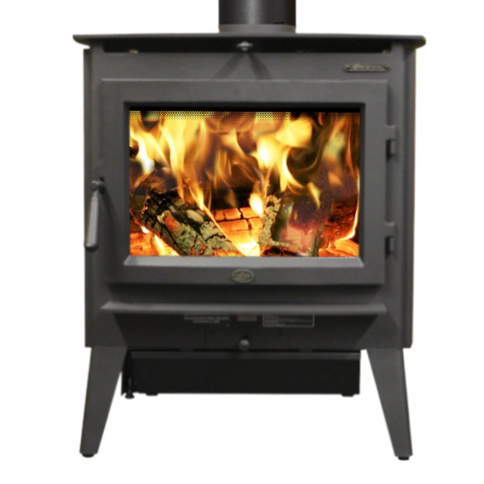 Evergreen Wood Stove (by Lopi) | Richshome.com