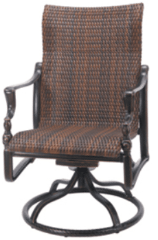 Bel Air Swivel Rocker by GenSun | Available at Rich's