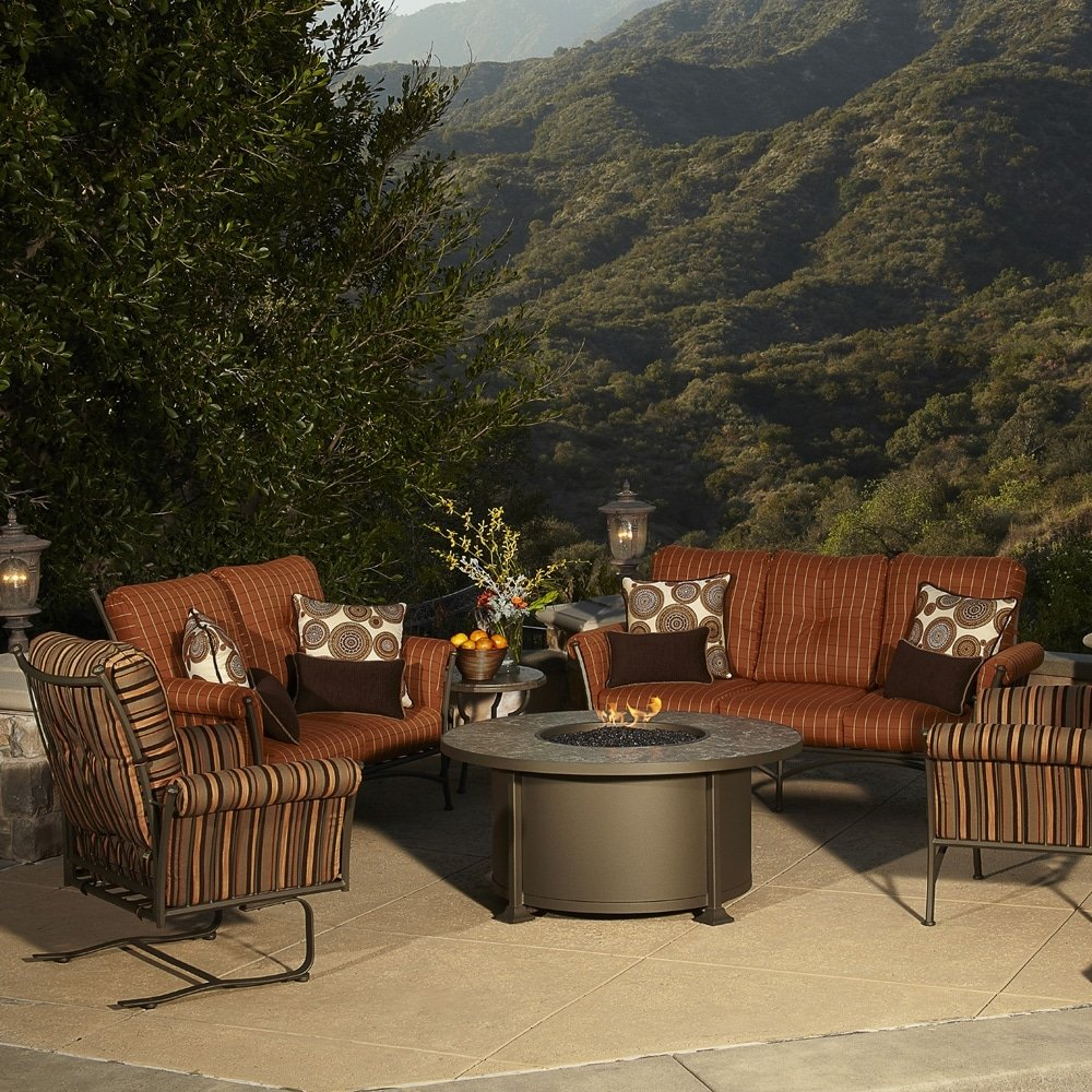 Fire Pits Reach New Heights Literally Rich S For The