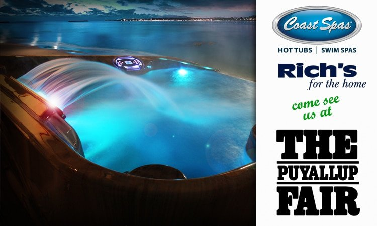Coast Spas | Rich's for the Home