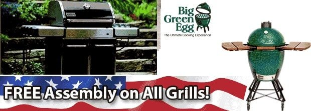 Rich's Labor day Sale: Free assembly on all grills