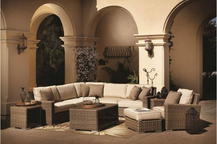 Coronado Sectional by Sunset West | Richshome.com