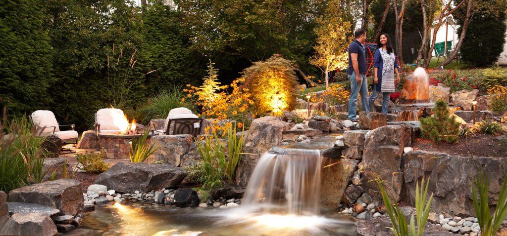 Landscaping renovation. Photo courtesy of Alderwood Landscaping.