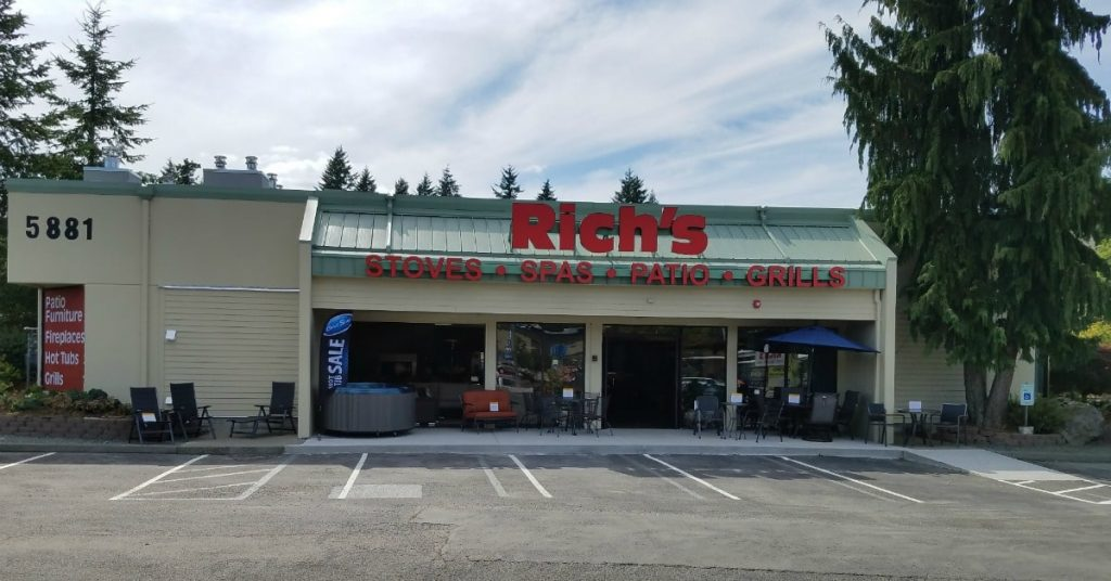 Rich's new Bremerton location | Richshome.com