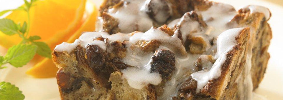 Cinnamon Roll Breakfast Bake for the Big Green Egg | Richshome.com