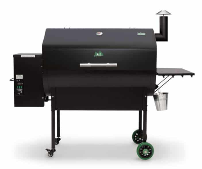 Wood-Fired Pellet BBQ Grills by Green Mountain Grills | Rich's for the Home
