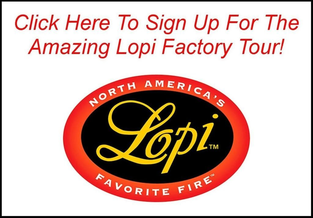 Lopi Factory Tour