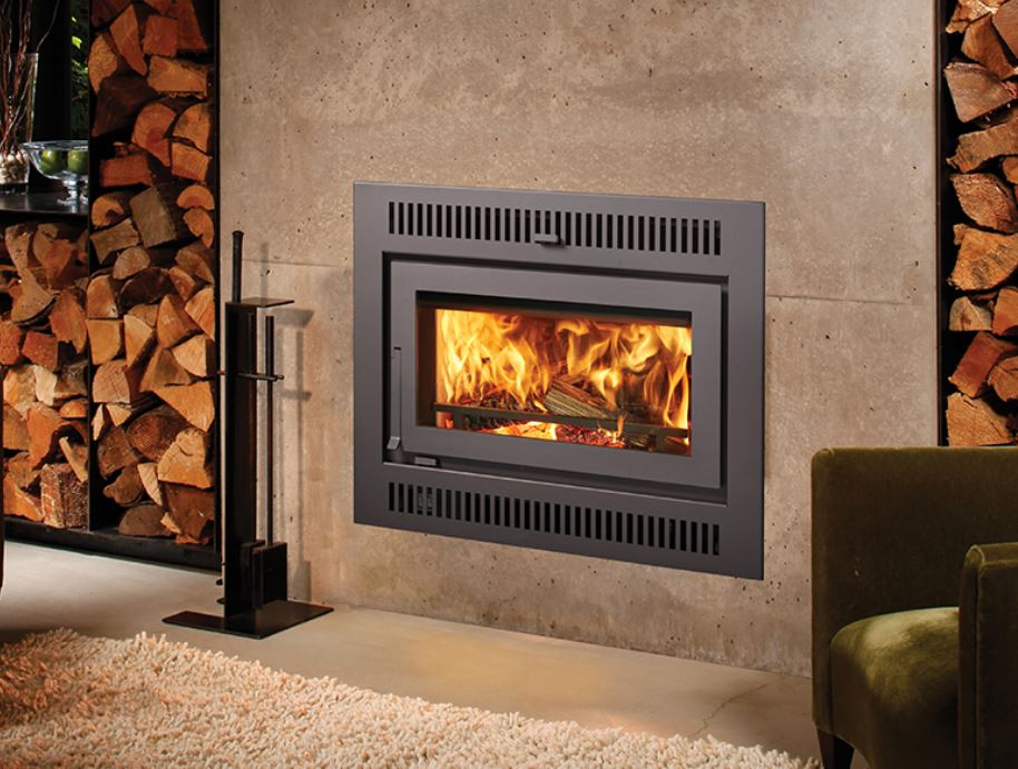 Apex Wood-Burning Fireplace by Fireplace Xtrordinair | RichsHome.com