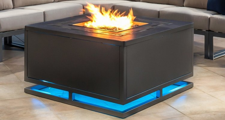 Zen Fire Pit, by OW Lee