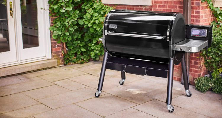 SmokeFire Pellet Grill by Weber