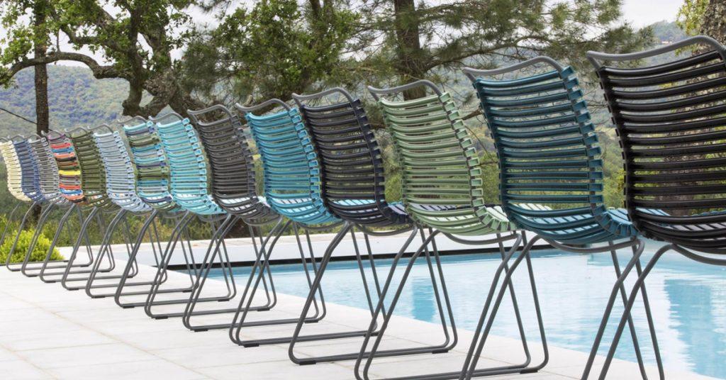 Click Dining Chairs: Minimalist, Modern, Versatile