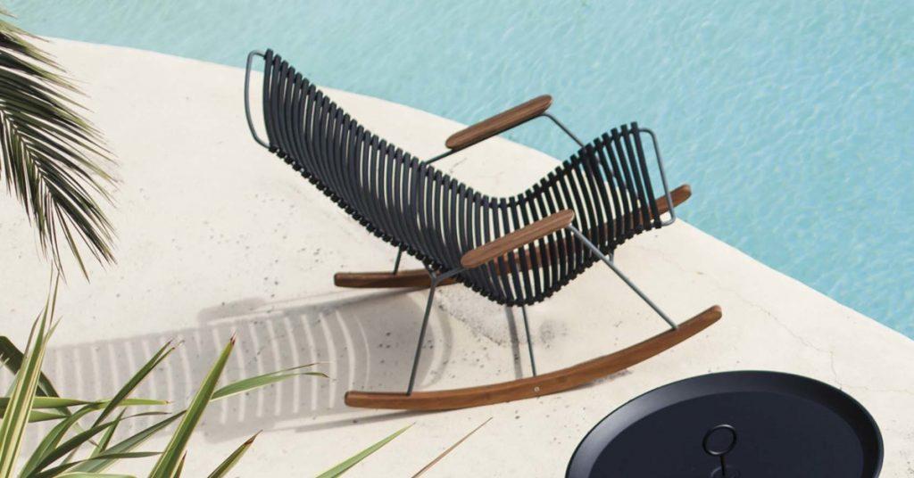 Click Rocking Chair: Minimalist, Modern, Versatile